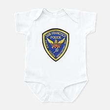 San Francisco Police CSI Onesie