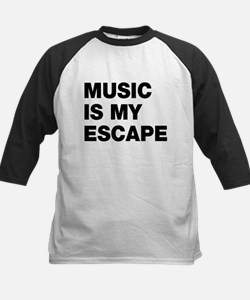 Music Is My Escape Tee
