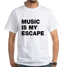 Music Is My Escape Shirt