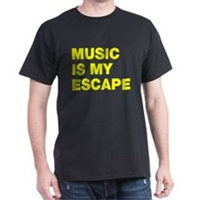 Music Is My Escape T-Shirt