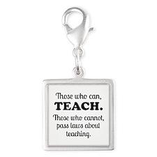 TEACHERS Charms