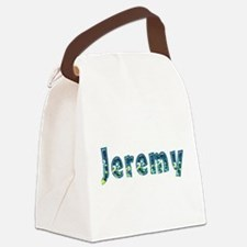 Jeremy Under Sea Canvas Lunch Bag