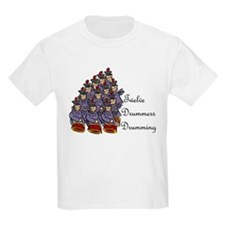 Twelfth Day of Christmas Kids T-Shirt