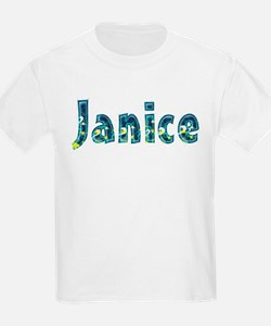 Janice Under Sea T-Shirt