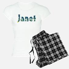 Janet Under Sea Pajamas