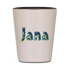 Jana Under Sea Shot Glass