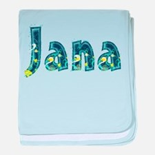 Jana Under Sea baby blanket