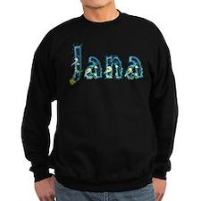 Jana Under Sea Sweatshirt