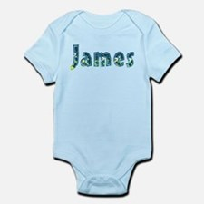 James Under Sea Body Suit
