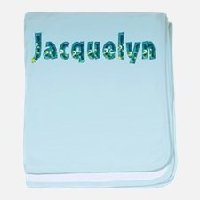 Jacquelyn Under Sea baby blanket