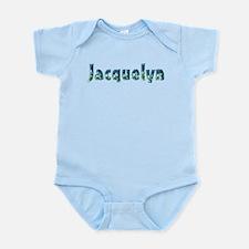 Jacquelyn Under Sea Body Suit
