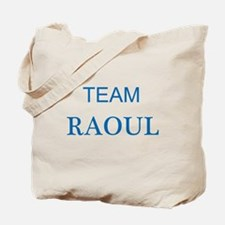Team Raoul Tote Bag