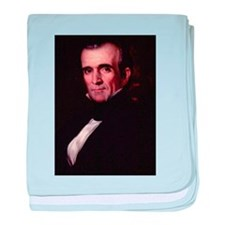 James Polk Infant Blanket