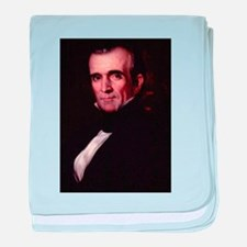 James Polk Infant Blanket