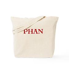 Phantom Phan Tote Bag
