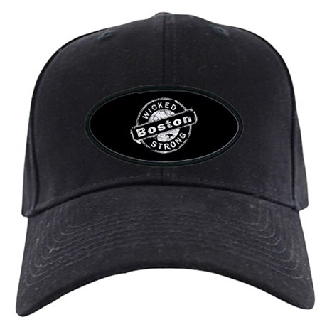 Boston Wicked Strong Black Cap
