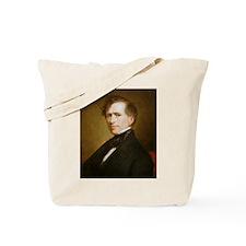 Franklin Pierce Tote Bag