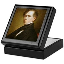 Franklin Pierce Keepsake Box
