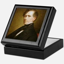 Franklin Pierce Keepsake Box