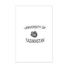 UNIVERSITY OF KAZAKHSTAN Posters