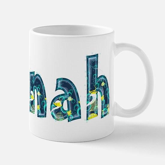 Hannah Under Sea Mug