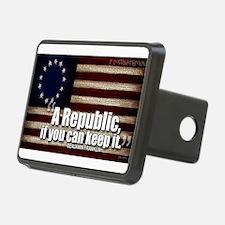 A Republic Hitch Cover