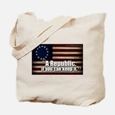A Republic Tote Bag
