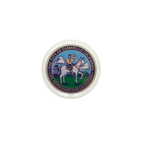 City of Camarillo Mini Button (10 pack)