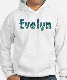 Evelyn Under Sea Hoodie