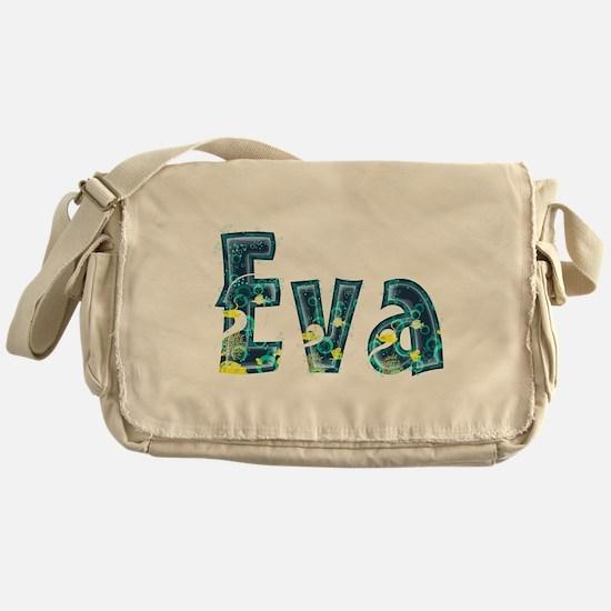 Eva Under Sea Messenger Bag