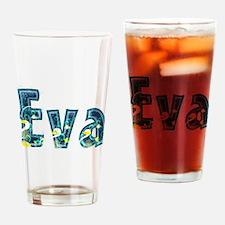 Eva Under Sea Drinking Glass