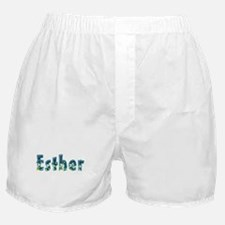 Esther Under Sea Boxer Shorts