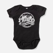 Frisco Old Circle.png Baby Bodysuit