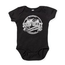 Squaw Valley Old Circle.png Baby Bodysuit