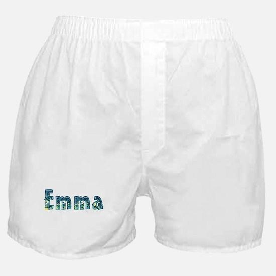 Emma Under Sea Boxer Shorts
