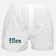Ellen Under Sea Boxer Shorts