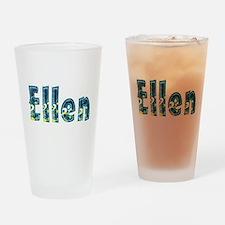 Ellen Under Sea Drinking Glass