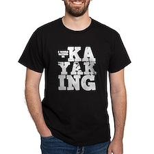 'Rather Be Kayaking' T-Shirt