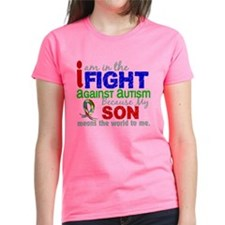 In The Fight 2 Autism Tee