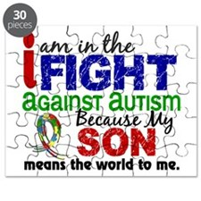 In The Fight 2 Autism Puzzle