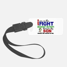 In The Fight 2 Autism Luggage Tag