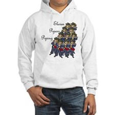 Eleventh Day of Christmas Hoodie