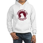 Turkish Van Hooded Sweatshirt