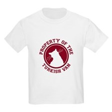 Turkish Van Kids T-Shirt