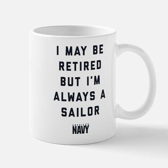 Always A Sailor Mug