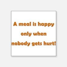 Happy meal Sticker