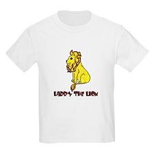 LARRY THE LION Kids T-Shirt