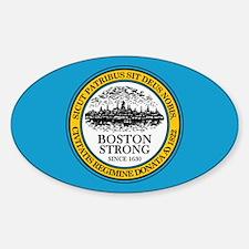 Boston Strong Sticker (Oval)
