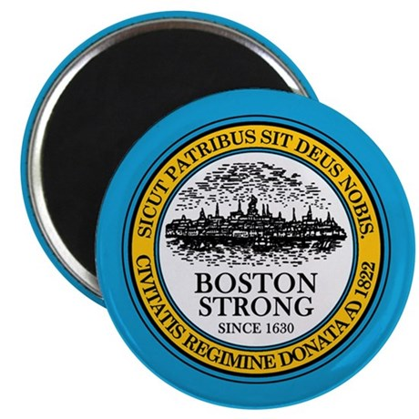 "Boston Strong 2.25"" Magnet (10 pack)"