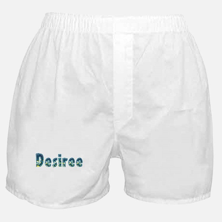 Desiree Under Sea Boxer Shorts